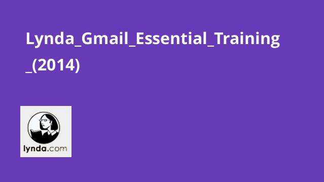 آموزش Gmail بروزرسانی 2014