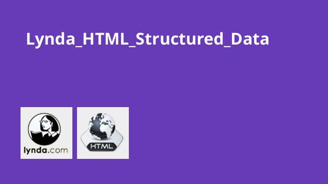 آشنایی با طبقه بندی داده ها در HTML