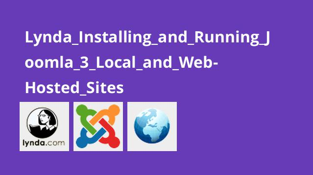 Lynda_Installing_and_Running_Joomla_3_Local_and_Web-Hosted_Sites