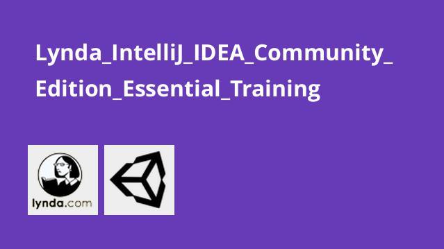 آموزش اصولی IntelliJ IDEA نسخه ی Community