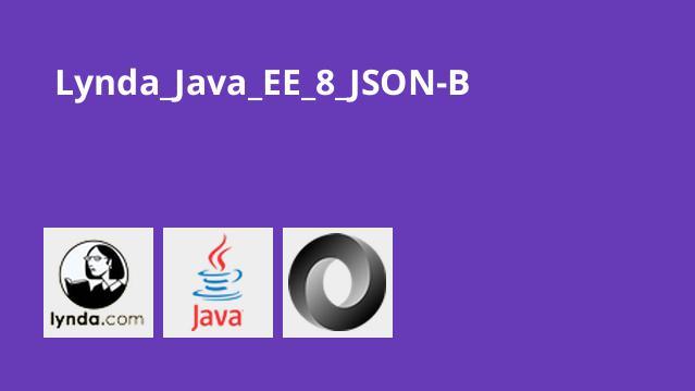 آموزشJSON-B درJava EE 8