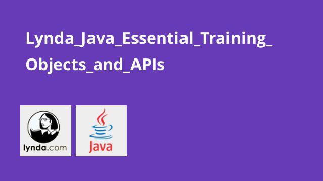 آموزش Object و API در Java