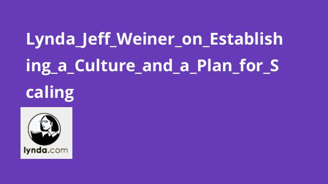 Lynda Jeff Weiner on Establishing a Culture and a Plan for Scaling