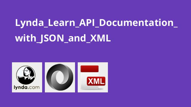 Lynda Learn API Documentation with JSON and XML