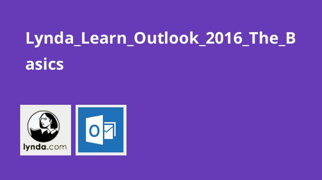 Lynda_Learn_Outlook_2016_The_Basics