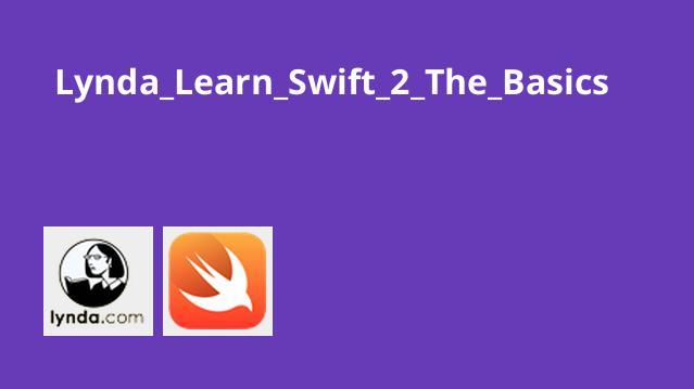 Lynda_Learn_Swift_2_The_Basics