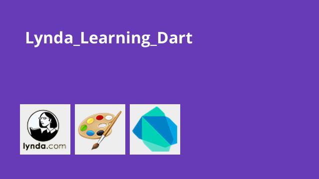آموزش یادگیری Dart