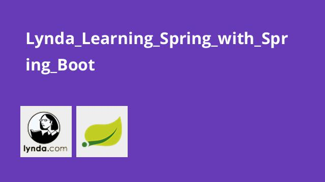 Lynda Learning Spring with Spring Boot