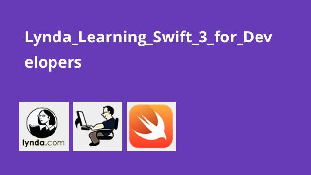 Lynda Learning Swift 3 for Developers