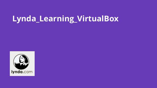 دوره VirtualBox