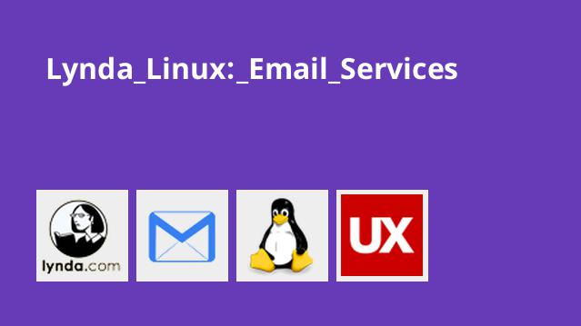 Lynda Linux: Email Services