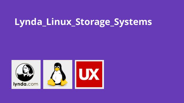 Lynda Linux Storage Systems