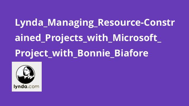 مدیریت پروژه با محدودیت منابع در Microsoft Project