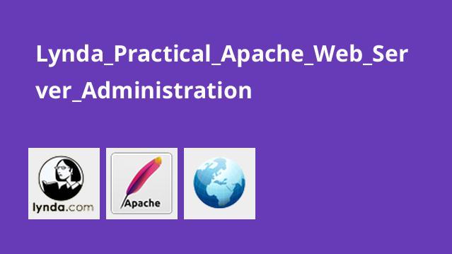 آموزش عملی مدیریت وب سرور Apache