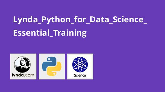 Lynda Python for Data Science Essential Training