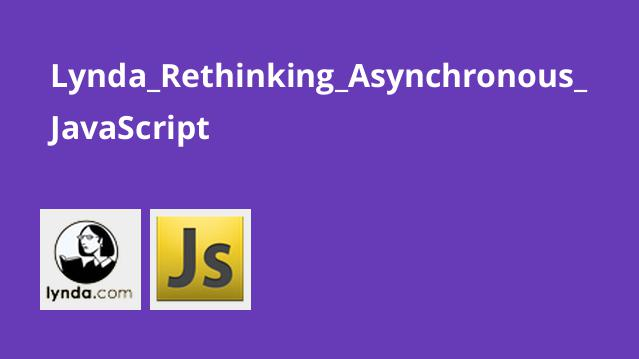 Lynda Rethinking Asynchronous JavaScript
