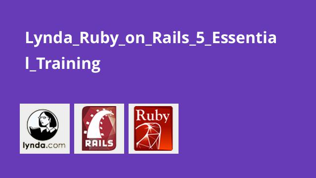 آموزش Ruby on Rails 5