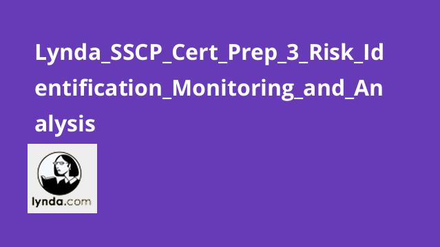 آموزش گواهینامهSSCP – بخش 3 – شناسایی، نظارت و تحلیل ریسک و خطر