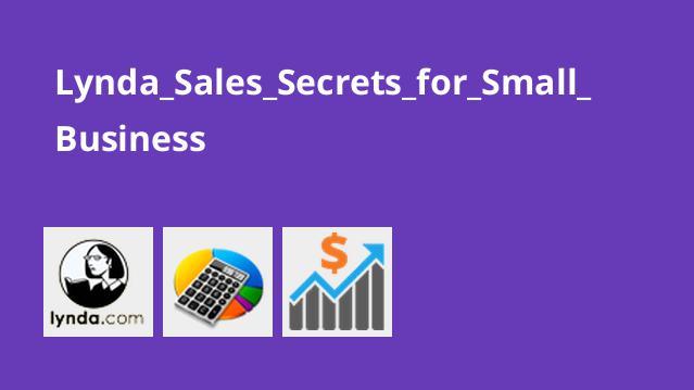 Lynda_Sales_Secrets_for_Small_Business