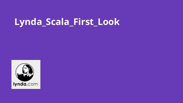 آشنایی با مبحث Scala