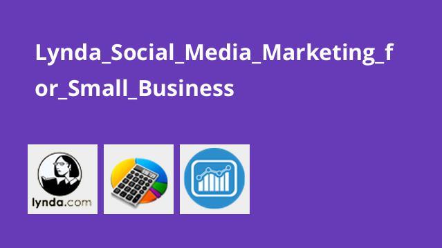 Lynda Social Media Marketing for Small Business