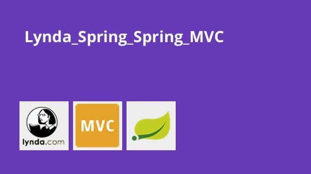 آموزش کامل فریمورک Spring MVC