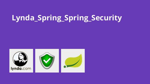 آموزش امنیت در Spring