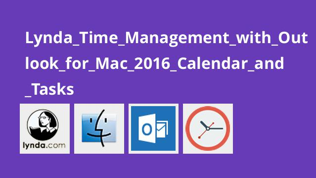 Lynda_Time_Management_with_Outlook_for_Mac_2016_Calendar_and_Tasks