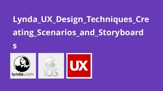 آموزش تکنیک های طراحی UX – ایجاد سناریو ها و نمایشنامه ها