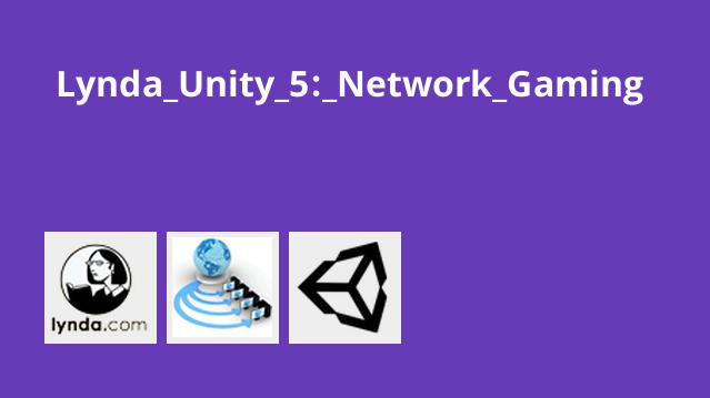 Lynda Unity 5: Network Gaming