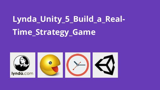 ساخت بازی های استراتژی Real-Time با Unity 5