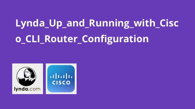 آموزش کانفیگ Cisco CLI Router