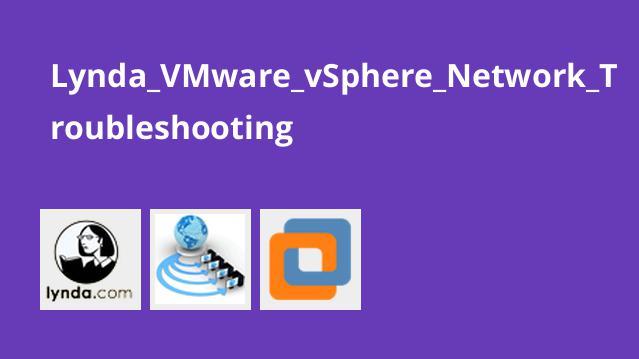 Lynda VMware vSphere Network Troubleshooting