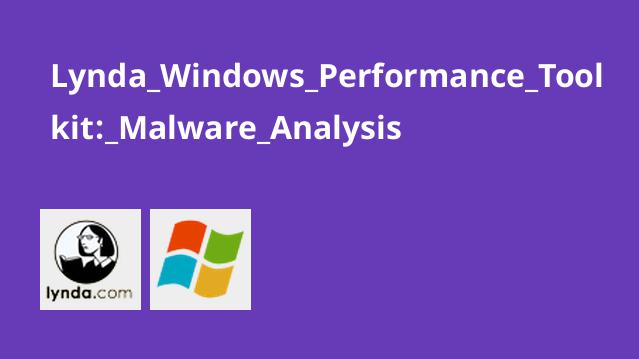 Lynda Windows Performance Toolkit: Malware Analysis