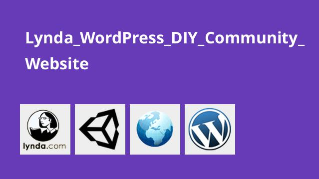 Lynda_WordPress_DIY_Community_Website