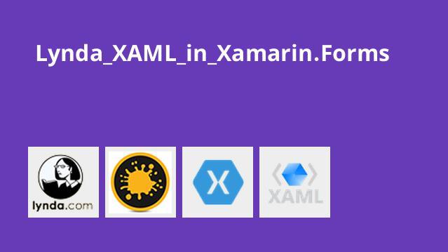 آموزشXAML در Xamarin.Forms