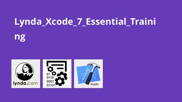 آموزش Xcode7