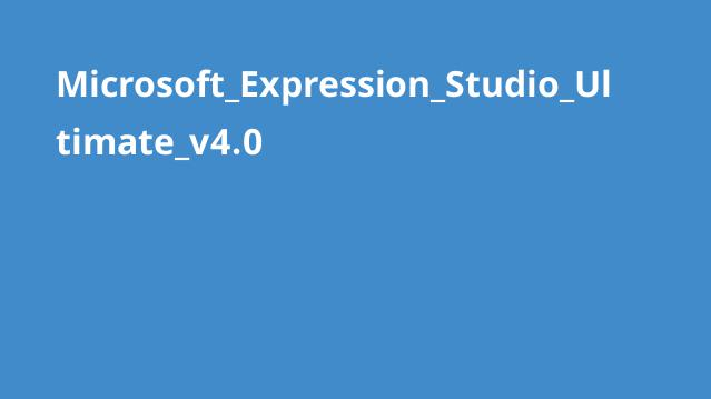 دانلود  Microsoft Expression Studio Ultimate v4.0