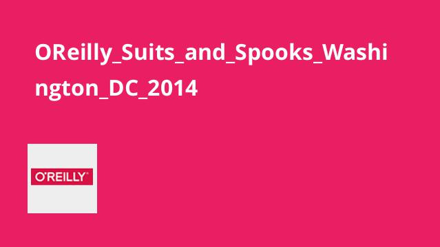 مجموعه Suits and Spooks Washington DC 2014