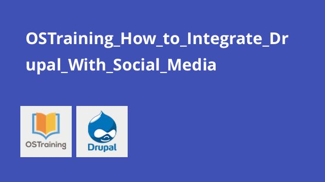 OSTraining How to Integrate Drupal With Social Media