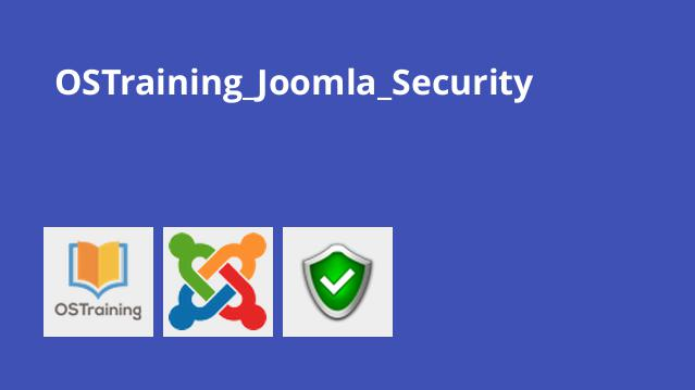 OSTraining_Joomla_Security