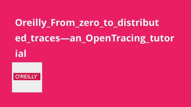 آموزش کامل ردیابی های توزیع شده درOpenTracing