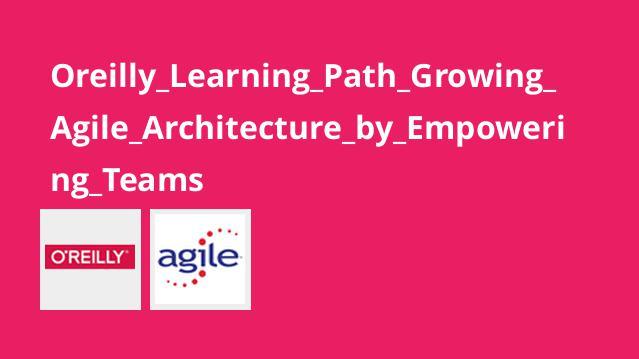 آموزش گسترش معماریAgile با تیم های سازمانی