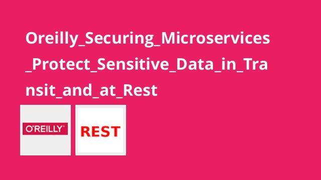آموزش ایمن سازی میکروسرویس ها – محافظت از داده حساس درTransitو Rest