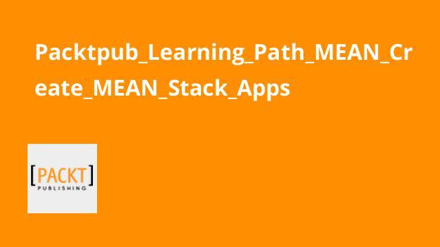 آموزش ساخت اپلیکیشن هایMEAN Stack