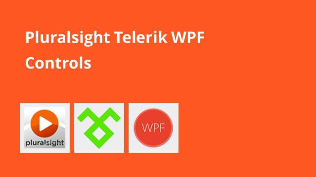 آموزش کامپوننت Telerik برای WPF – گیت
