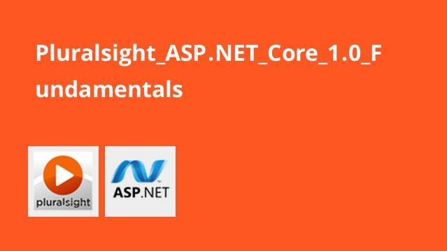 آموزش ASP.NET Core 1.0