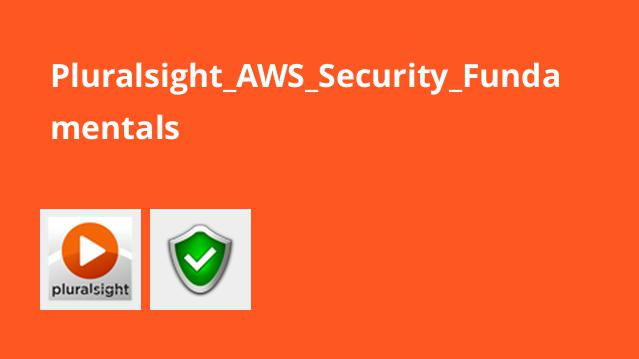 Pluralsight AWS Security Fundamentals
