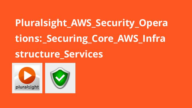 Pluralsight AWS Security Operations: Securing Core AWS Infrastructure Services
