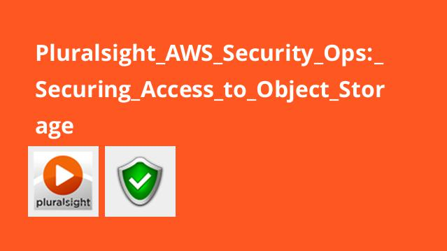 Pluralsight AWS Security Ops: Securing Access to Object Storage